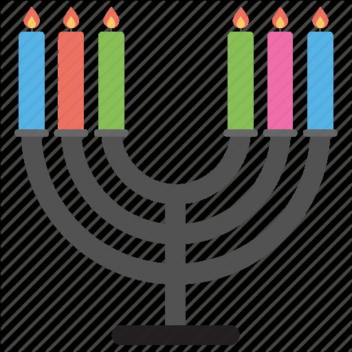 Chanukah, Hanukkah, Holiday, Israel, Judaism Icon