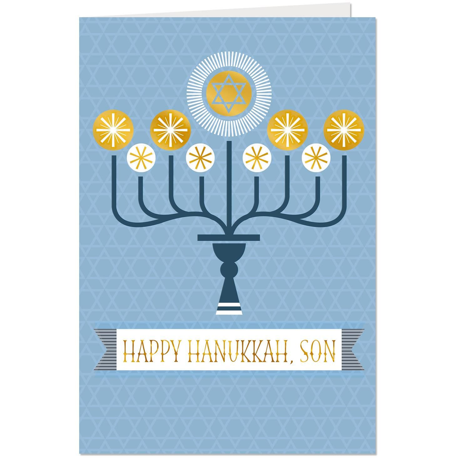 Holiday Icons Hanukkah Cards, Pack