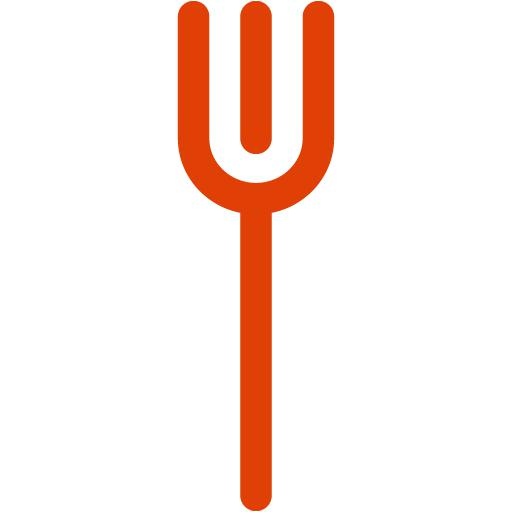 Soylent Red Fork Icon