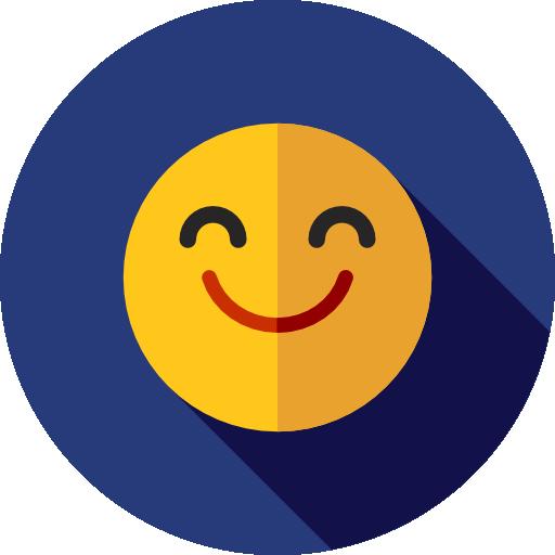 Smiling, Happiness, Gestures, Merry, Happy, Interface, Joyful