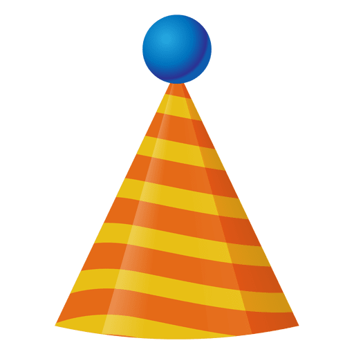 Birthday Hat Icon