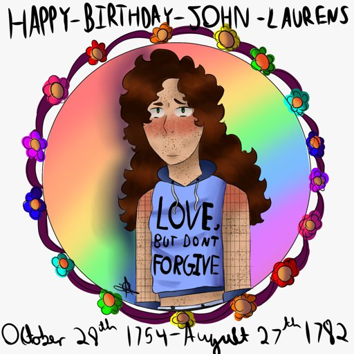 Happy Birthday John Laurens