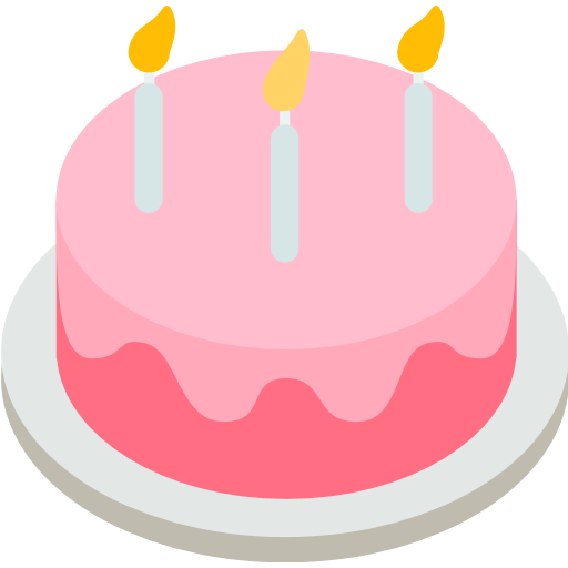 Birthday Cake Emoji For Facebook, Email Sms Id Emoji