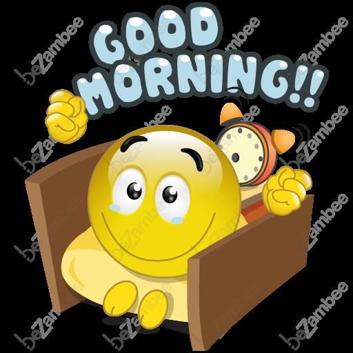 Goodmorning Smiley Faces Tags Good Morning Greetings Alarm