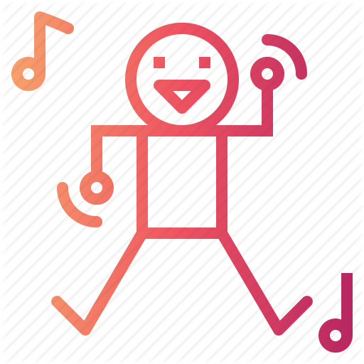 Dance, Dancing, Happy, Party, People, Time Icon