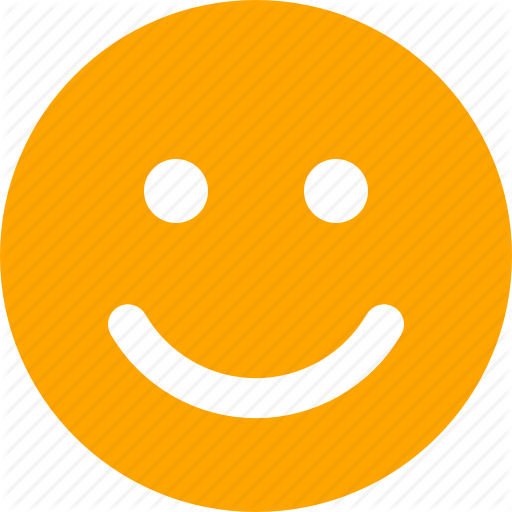 Cheerful, Face, Happy, Like, Smile, Smiley, Yellow Icon