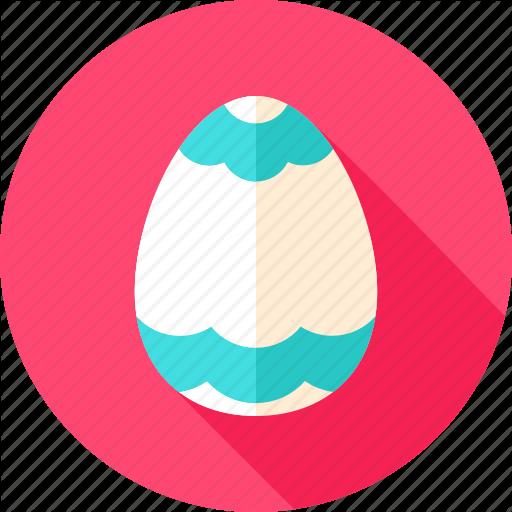 Decor, Easter, Egg, Egg Hunt, Greeting, Holiday, Season Icon