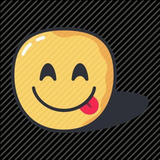 Delicious, Emoji, Emoticon, Feeling, Happy Icon