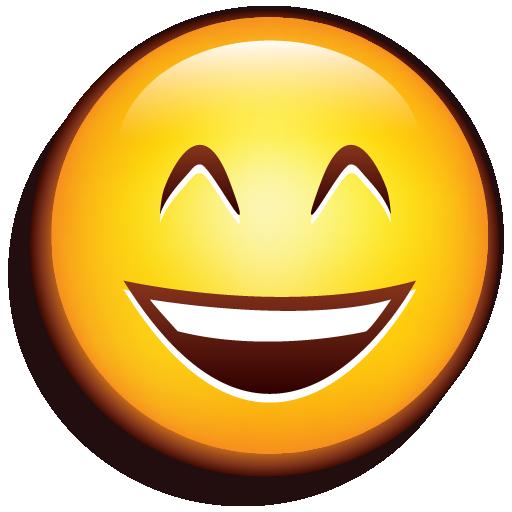 Emoji Happy Icon Emoji Iconset Designbolts