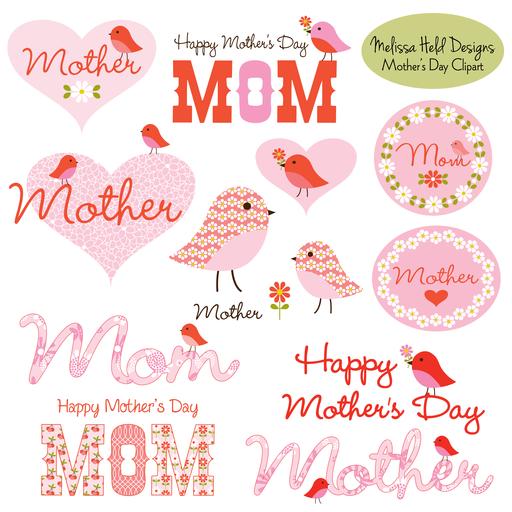 Mother's Day Cliparts Tagged Bird Mygrafico