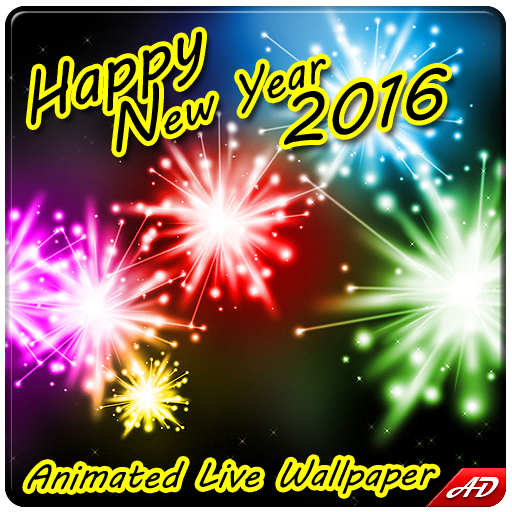Apps Drive New Year Live Wallpaper Happy New Year Live