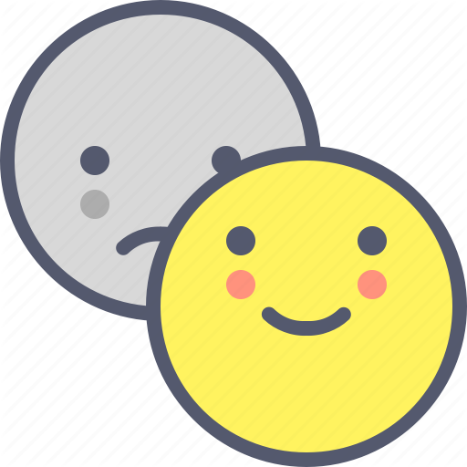 Emoji, Emotion, Face, Happy, Sad, Smile Icon