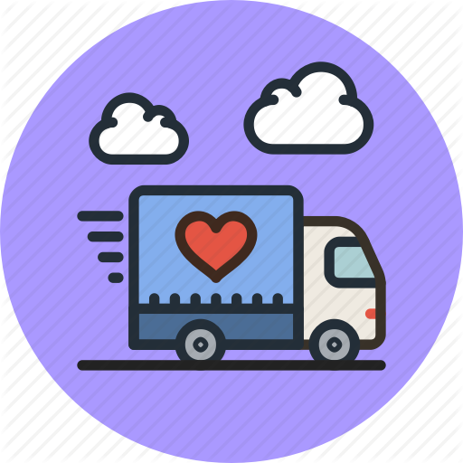 Delivery, Happy, Logistics, Love, Shipping, Transport, Truck