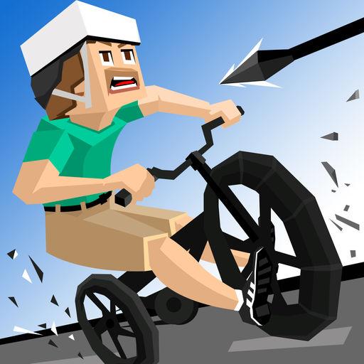 Happy Wheelie Bike Race Super Wheels Run