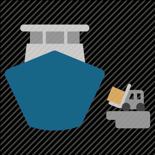 Cargo, Delivery, Harbor, Sea Port, Ship Loading, Shipping