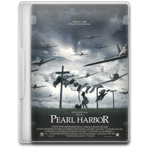 Pearl Harbor Icon Movie Mega Pack Iconset