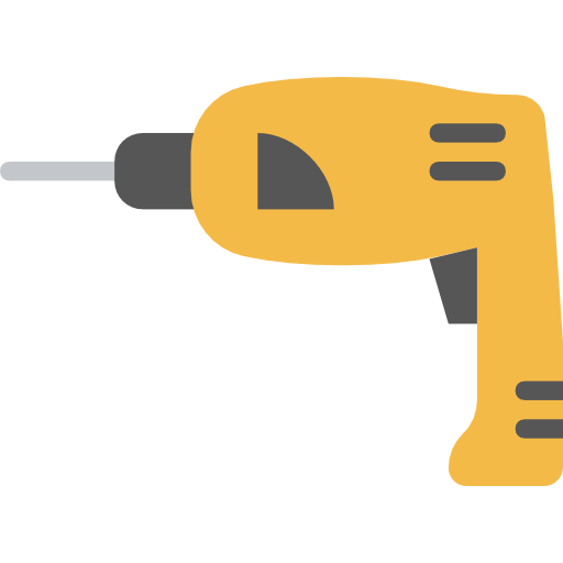 Technology Construction Icon
