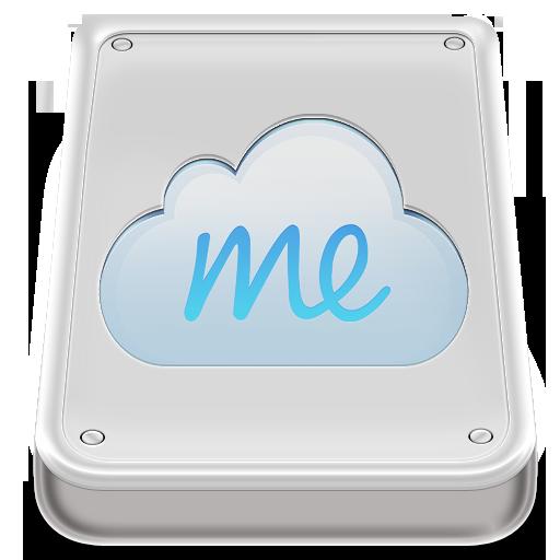 Hard Disk Me Icon Nod Iconset Rimshotdesign