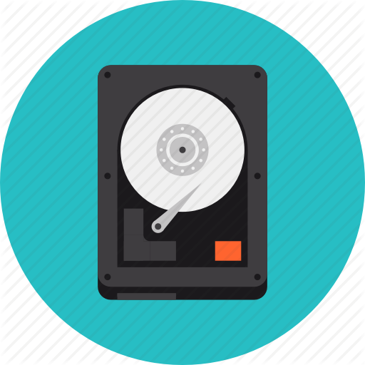 Backup, Data, Disk, Hard Drive, Hardware, Hdd, Memory, Storage Icon