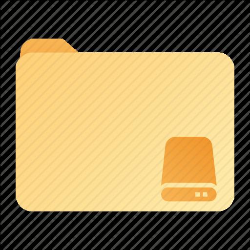 Computer, Desktop, Disk, Drive, For, Hard Drive, Windows Icon