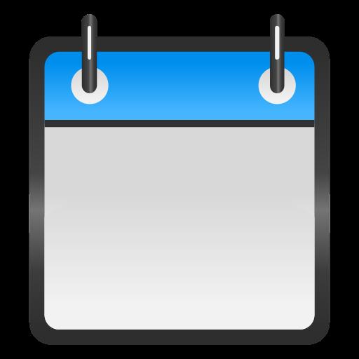 Calendar, Blank, Hd Icon Free Of Snipicons Hd