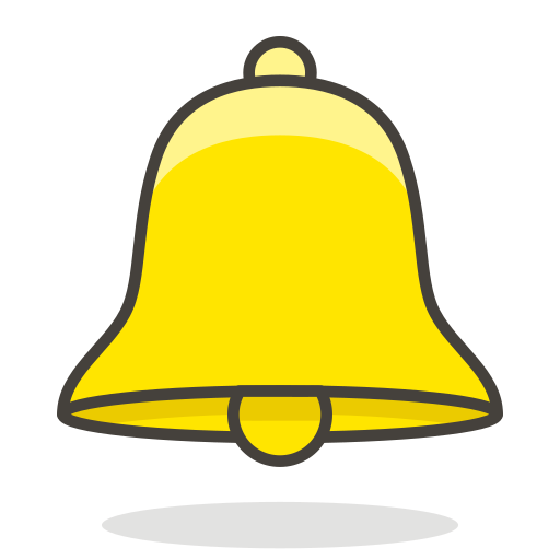 Bell Icon Free Of Free Vector Emoji