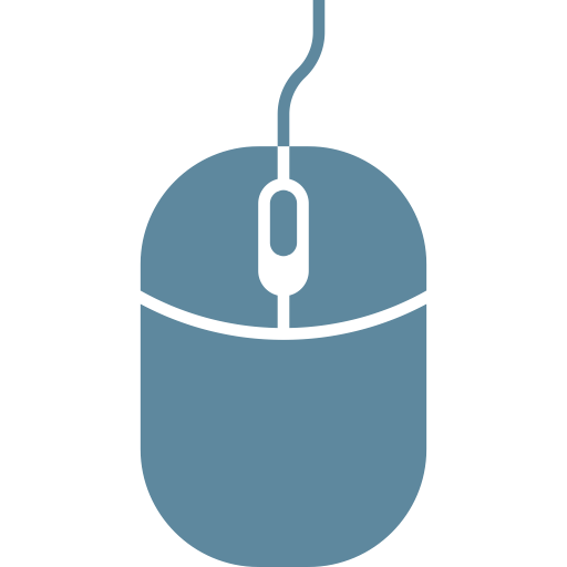 Mouse, Click, Input, Tool, Computer, Device, Hardware Icon