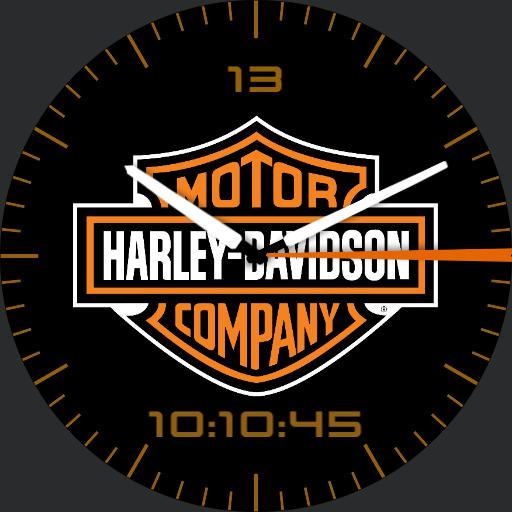 Harley Davidson Copy For G Watch R