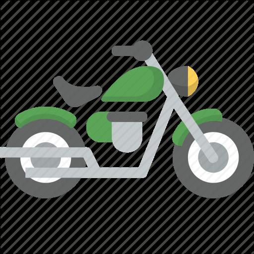 Bike, Cycle, Dirtbike, Harley, Motorcycle, Roadbike, Roadster Icon