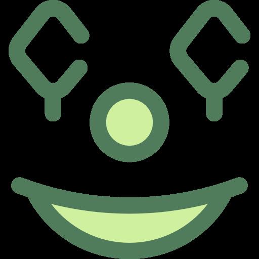 Clown, Emoji, Smileys, Smiley, Emoticons Icon