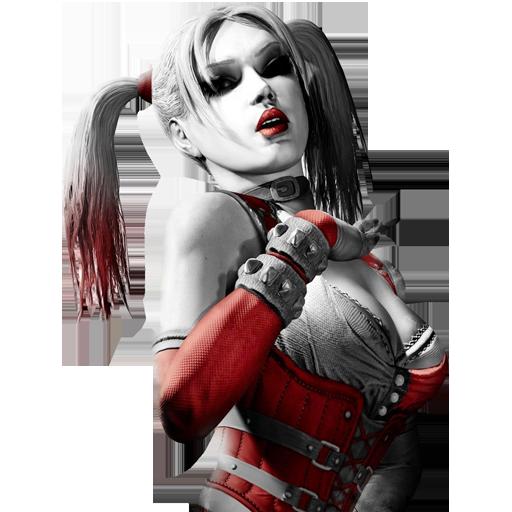 Download Free Harley Quinn Picture Icon Favicon Freepngimg