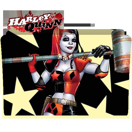 Harley Quinn Folder