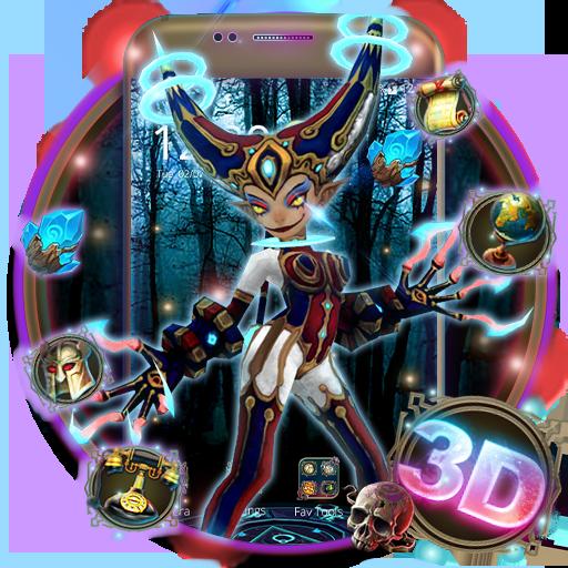 Neon Joker Harley Quinn Theme Appstore For Android