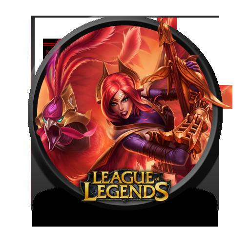 Quinn Phoenix Icon League Of Legends Iconset