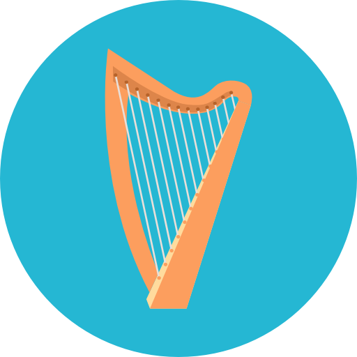 Music And Multimedia, Music, Harp, Musical Instrument, Orchestra