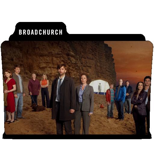 Broadchurch Tv Folder Icons