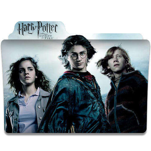Folder Eyecons Harry Potter And The Goblet Of Fire