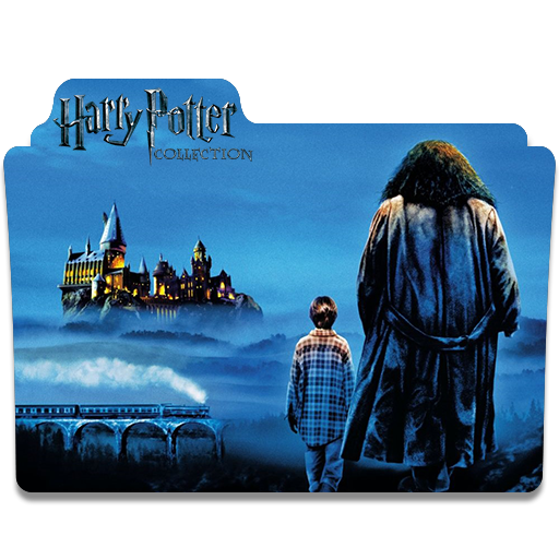 Harry Potter Collection Folder Icon