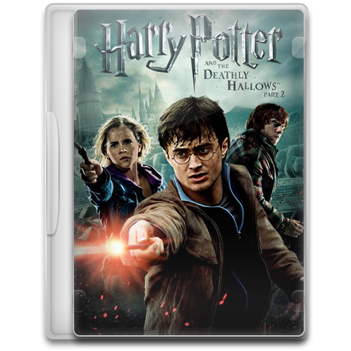 Harry Potter And The Deathly Hallows Part Icon Movie Mega Pack