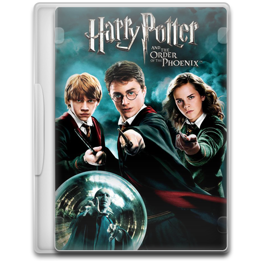 Harry Potter And The Order Of The Phoenix Icon Movie Mega Pack