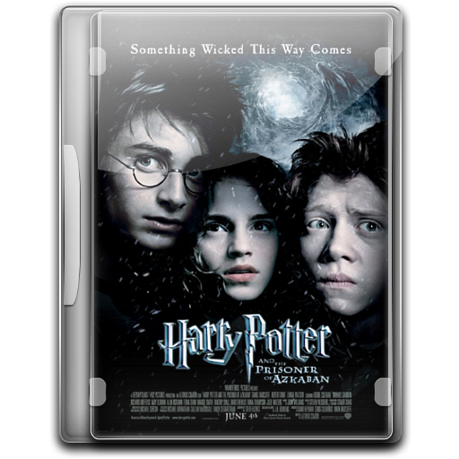 Harry Potter And The Prisoner Of Azkaban, Film, Movies Icon Free