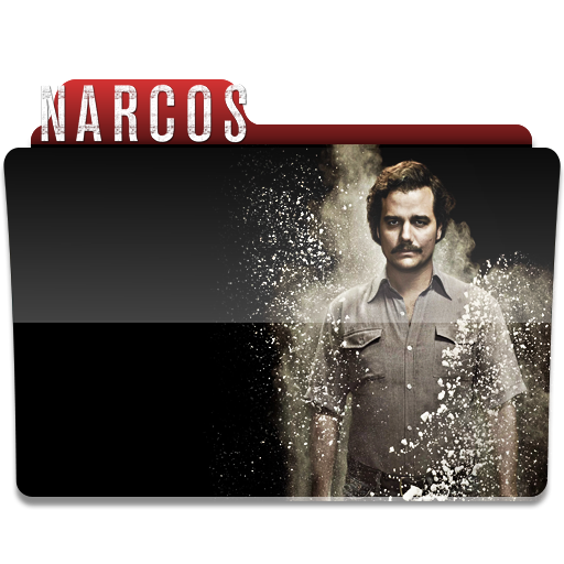 Narcos Folder Icon