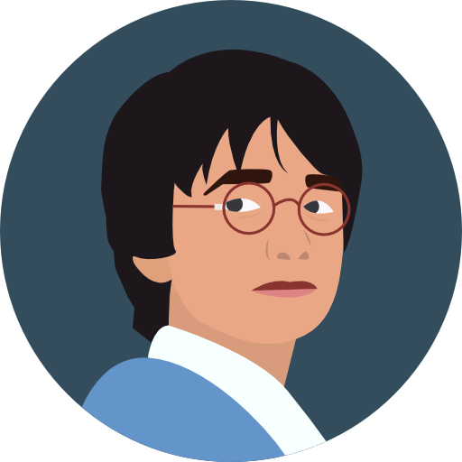 Face, User, Character, Avatar, Harry Potter Icon