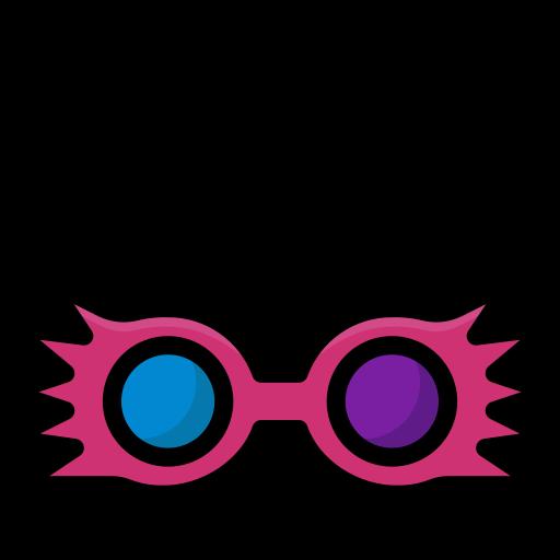 Harry, Potter, Spectrespecs Icon Free Of Harry Potter Colour