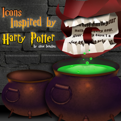 Harry Potter Mac Icons