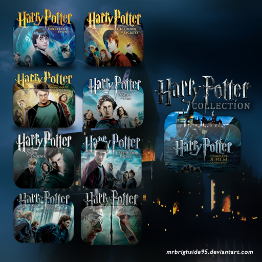 Harry Potter Movies Collection