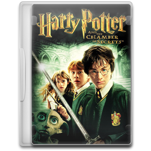 Harry Potter And The Chamber Of Secrets Icon Movie Mega Pack