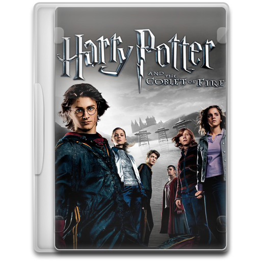 Harry Potter And The Goblet Of Fire Icon Movie Mega Pack
