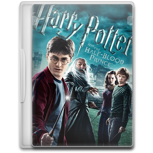 Harry Potter And The Half Blood Prince Icon Movie Mega Pack