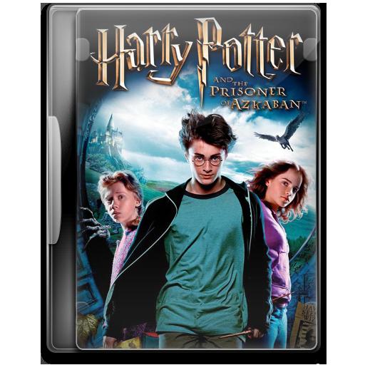 Harry Potter And The Prisoner Of Azkaban Icon Movie Mega Pack